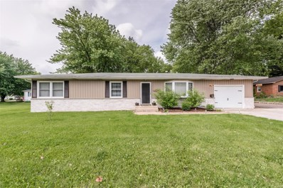 1725 West Boulevard, Belleville, IL 62221 - MLS#: 18047760
