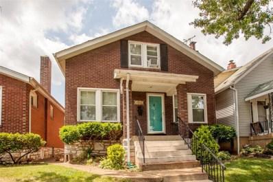 4864 Goethe Avenue, St Louis, MO 63116 - MLS#: 18047821