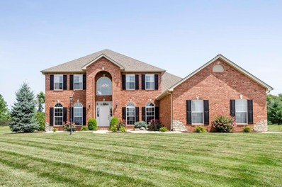 8321 Castle Ridge Drive, Troy, IL 62294 - #: 18047874