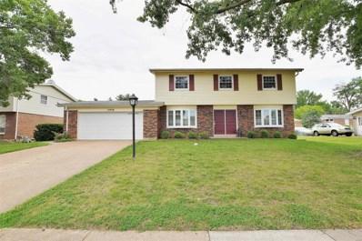 12938 Eadstone Lane, Florissant, MO 63033 - MLS#: 18047917