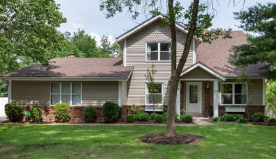 348 Hunters Glen Court, Ellisville, MO 63011 - MLS#: 18047977