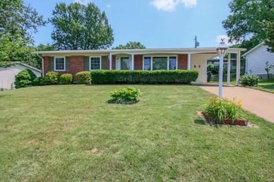 9544 Tealridge, St Louis, MO 63126 - MLS#: 18048002