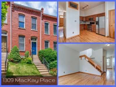 1309 MacKay Place, St Louis, MO 63104 - MLS#: 18048018