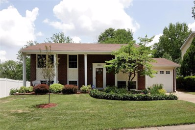 1356 Glenstone Drive, Maryland Heights, MO 63043 - MLS#: 18048040