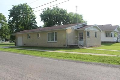 401 E Pine Street, Gillespie, IL 62033 - MLS#: 18048198