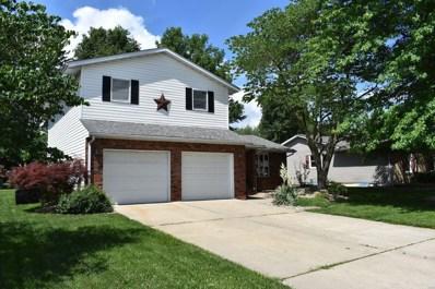 109 Woods Mill Drive, Staunton, IL 62088 - #: 18048199