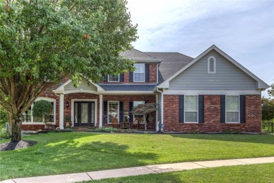 1308 Wellington View Place, Wildwood, MO 63005 - MLS#: 18048355