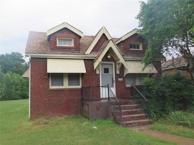 3019 N Hanley, St Louis, MO 63121 - MLS#: 18048358