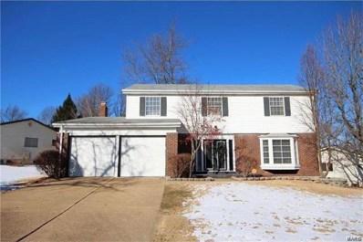 1761 Vista Ridge Lane, St Louis, MO 63138 - MLS#: 18048384