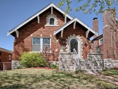 5347 Delor Street, St Louis, MO 63109 - MLS#: 18048400