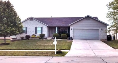 815 Indian Rock Drive, Wentzville, MO 63385 - MLS#: 18048509
