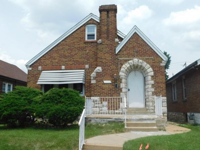 6015 N Pointe Boulevard, St Louis, MO 63147 - MLS#: 18048542