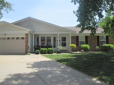 6 Titan Court, St Peters, MO 63376 - MLS#: 18048586