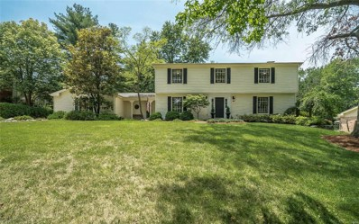1645 Featherstone Drive, St Louis, MO 63131 - MLS#: 18048630