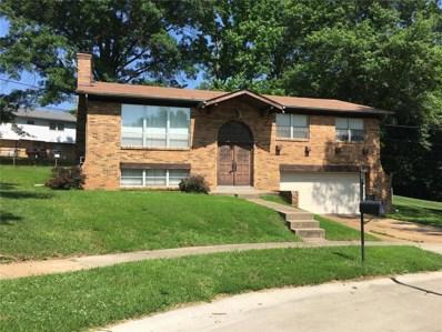4607 Lodgewood Lane, St Louis, MO 63128 - MLS#: 18048695