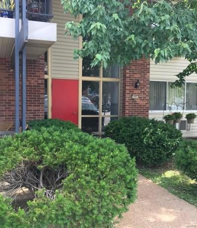 10023 Bunker Hill Drive UNIT F, St Louis, MO 63123 - MLS#: 18048712