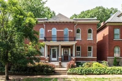 3214 Shenandoah Avenue, St Louis, MO 63104 - MLS#: 18048766