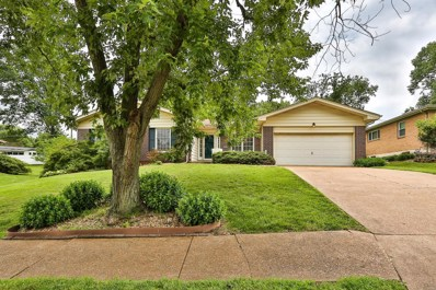 9187 Rusticwood Trail, St Louis, MO 63126 - MLS#: 18048874