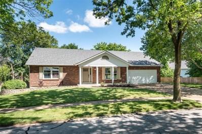 380 Woodrun Drive, St Louis, MO 63021 - MLS#: 18048879