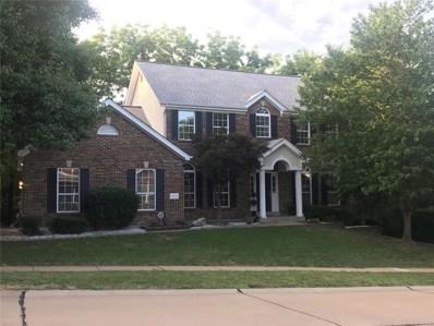 411 Pine Hollow Court, Ballwin, MO 63021 - MLS#: 18048965