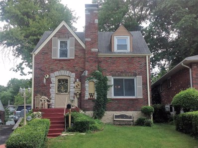 6704 Daiber, St Louis, MO 63121 - MLS#: 18048982