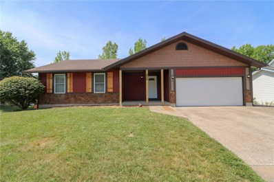 604 Brickingham Dr, St Peters, MO 63376 - MLS#: 18049051