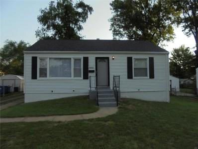 8353 Fairbanks Drive, St Louis, MO 63134 - MLS#: 18049056