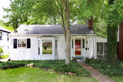872 Liggett Avenue, St Louis, MO 63126 - MLS#: 18049057