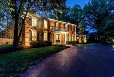 46 Frontenac Estates Drive, Frontenac, MO 63131 - MLS#: 18049063