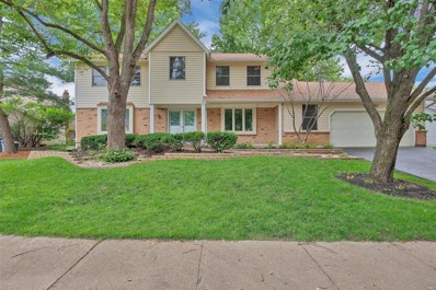 14943 Greenberry Hill Court, Chesterfield, MO 63017 - MLS#: 18049123