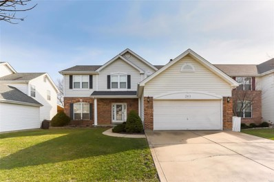 263 Cheval Square Drive, Chesterfield, MO 63005 - MLS#: 18049270