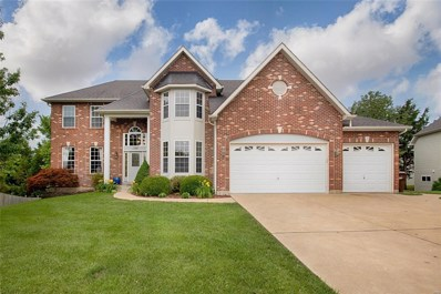 1746 Discovery Drive, Wentzville, MO 63385 - MLS#: 18049336