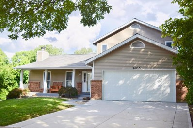 2835 Chapel View Drive, Florissant, MO 63031 - MLS#: 18049439