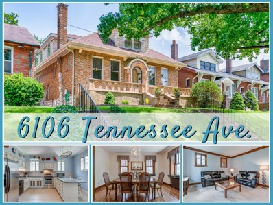 6106 Tennessee Avenue, St Louis, MO 63111 - MLS#: 18049471
