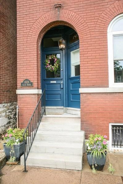 1819 Allen Avenue, St Louis, MO 63104 - MLS#: 18049593