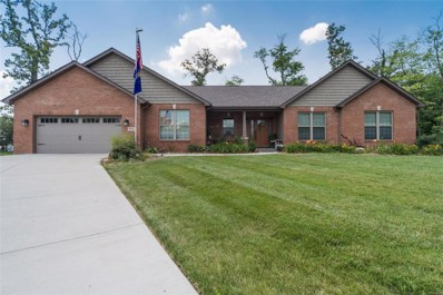 4800 Lone Rock Lane, Smithton, IL 62285 - MLS#: 18049671