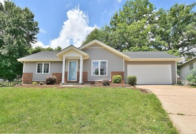 2006 Monks Hollow Drive, Florissant, MO 63031 - MLS#: 18049672