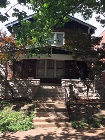 5203 Holly Hills Avenue, St Louis, MO 63109 - MLS#: 18049768