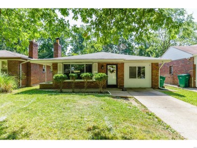 2370 Rockdale Avenue, St Louis, MO 63121 - MLS#: 18049783