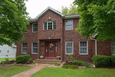 1601 Maplewood Court, Edwardsville, IL 62025 - #: 18049790