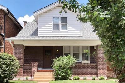 5201 Walsh Street, St Louis, MO 63109 - MLS#: 18049814