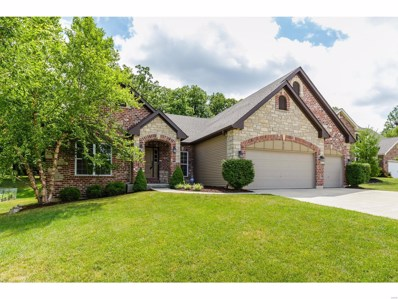 610 Geiser Brook Court, Lake St Louis, MO 63367 - MLS#: 18049900