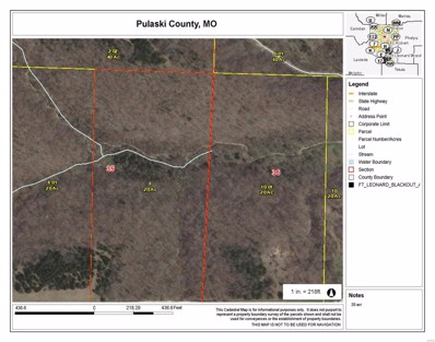 0 Dd-520 Hwy\/ Bob White Road, Crocker, MO 65452 - MLS#: 18049905