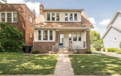 6833 Hancock Avenue, St Louis, MO 63139 - MLS#: 18049961