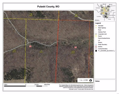 0 Dd-520 Hwy\/Bob White Road, Crocker, MO 65452 - MLS#: 18050001