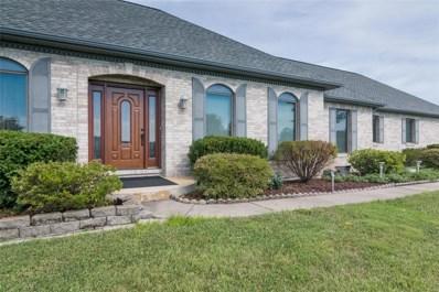 1 Lake Montague Estates Drive, Troy, IL 62294 - MLS#: 18050222