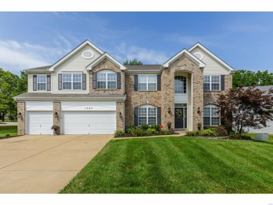 1063 Nooning Tree Drive, Chesterfield, MO 63017 - MLS#: 18050303