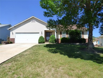 5 Covered Wagon Trail, St Peters, MO 63376 - MLS#: 18050344