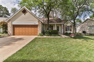 1418 Remington Oaks Terr, Fenton, MO 63026 - MLS#: 18050402