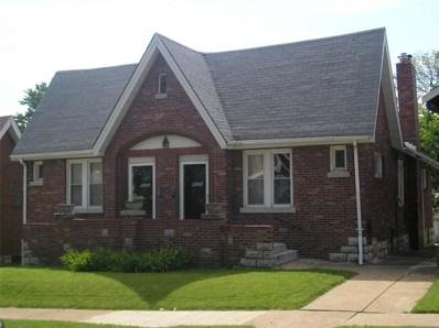 4036 Oleatha Avenue, St Louis, MO 63116 - MLS#: 18050450